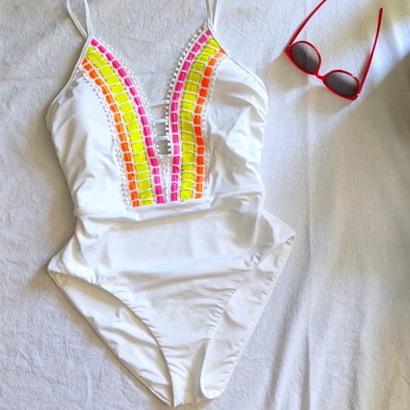 Becca one-piece swimsuit